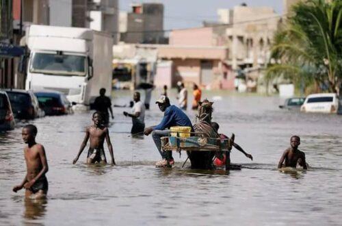 Article : Les inondations, problème récurrent des pays africains