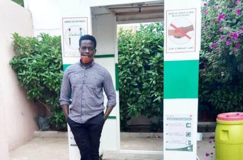 Article : Rencontre avec AbakarMahamat, le créateur de «Box Nadif»